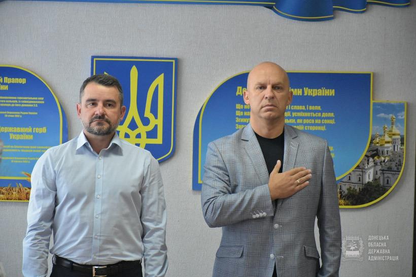 В Славянске назначен руководитель ВГА: кто он?